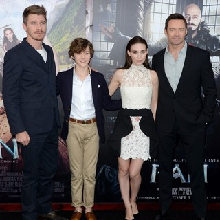 Pan New York Premiere - Red Carpet Arrivals