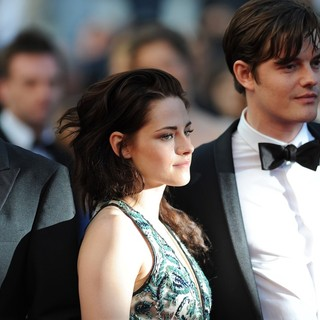 On the Road Premiere - During The 65th Cannes Film Festival - hedlund-stewart-riley-65th-cannes-film-festival-02