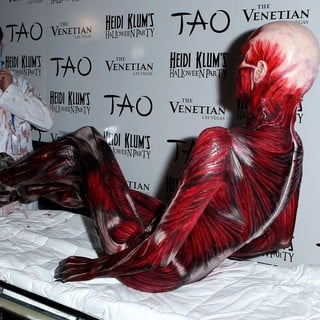 Heidi Klum in Heidi Klum's 12th Annual Halloween Party Presented by Tao Nightclub
