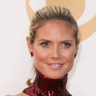 Heidi Klum in 65th Annual Primetime Emmy Awards - Arrivals