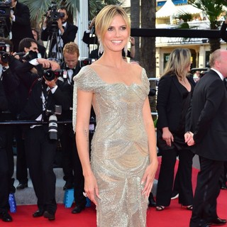 Heidi Klum in The Paperboy Premiere - During The 65th Cannes Film Festival