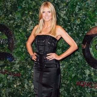 Heidi Klum in QVC Red Carpet Style - Arrivals
