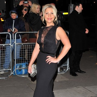 Heidi Range in Cosmopolitan Ultimate Women of The Year Awards - Arrivals