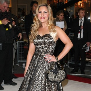 The Twilight Saga's Breaking Dawn Part I UK Film Premiere - Arrivals - heidi-range-uk-premiere-breaking-dawn-1-02