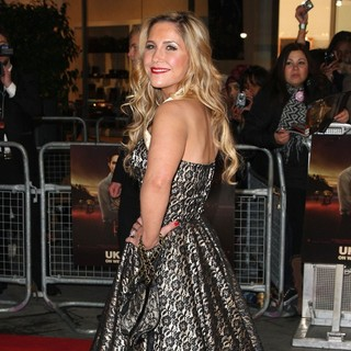 Heidi Range in The Twilight Saga's Breaking Dawn Part I UK Film Premiere - Arrivals