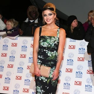 Helen Flanagan in National Television Awards 2013 - Arrivals