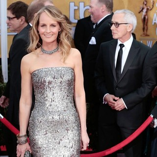 Helen Hunt in 19th Annual Screen Actors Guild Awards - Arrivals