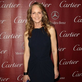Helen Hunt in 24th Annual Palm Springs International Film Festival Awards Gala - Red Carpet