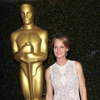 Helen Hunt in The Academy of Motion Pictures Arts and Sciences' 4th Annual Governors Awards - Arrivals