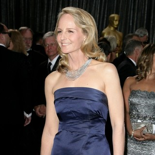 Helen Hunt in The 85th Annual Oscars - Red Carpet Arrivals