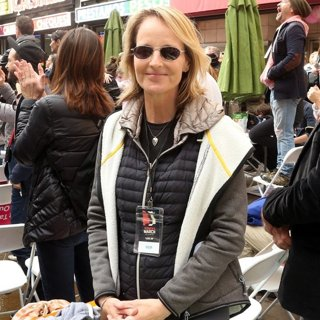 Helen Hunt-Women's March