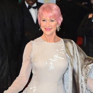 Helen Mirren in The 2013 EE British Academy Film Awards - Arrivals