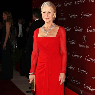 Helen Mirren in 24th Annual Palm Springs International Film Festival Awards Gala - Red Carpet
