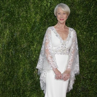 Helen Mirren - American Theatre Wing's 69th Annual Tony Awards - Red Carpet Arrivals