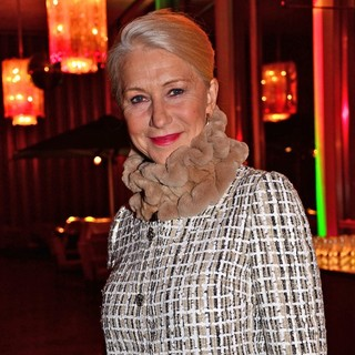 Helen Mirren in The Premiere of The Movie The Door
