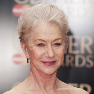 Helen Mirren in The Olivier Awards 2013 - Arrivals