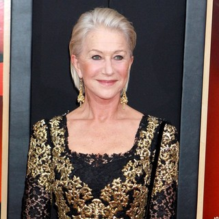 Helen Mirren in The Hitchcock Premiere