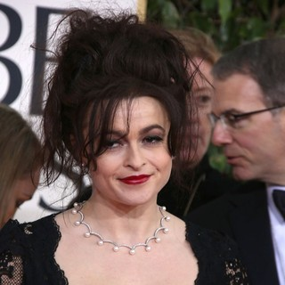 Helena Bonham Carter in 70th Annual Golden Globe Awards - Arrivals