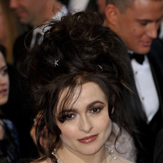 Helena Bonham Carter in The 85th Annual Oscars - Red Carpet Arrivals