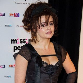 Helena Bonham Carter in The London Critics' Circle Film Awards