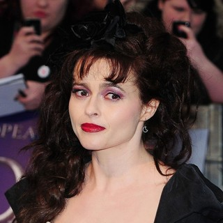 Helena Bonham Carter in UK Premiere of Dark Shadows - Arrivals