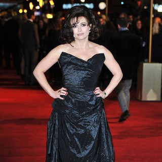 Helena Bonham Carter in Les Miserables World Premiere - Arrivals