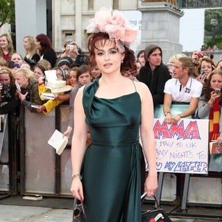 Helena Bonham Carter in Harry Potter and the Deathly Hallows Part II World Film Premiere - Arrivals