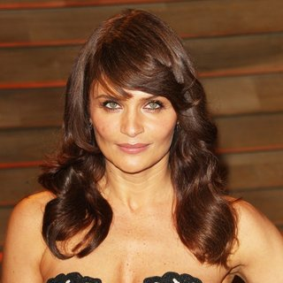 Helena Christensen in 2014 Vanity Fair Oscar Party