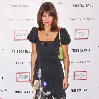 Helena Christensen in Tribeca Ball 2012