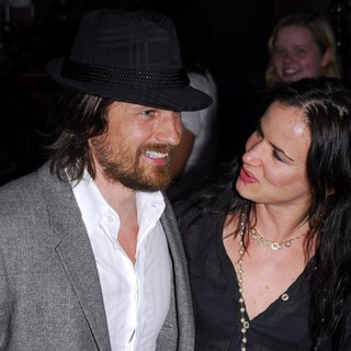 Martin Henderson, Juliette Lewis in The Premiere of Little Fish