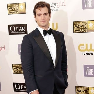 Henry Cavill in 18th Annual Critics' Choice Movie Awards