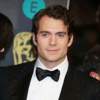 Henry Cavill in The 2013 EE British Academy Film Awards - Arrivals - henry-cavill-2013-ee-british-academy-film-awards-02
