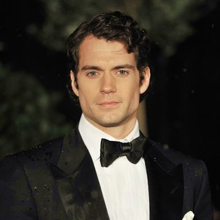 Henry Cavill in The 2013 EE British Academy Film Awards - Arrivals - henry-cavill-2013-ee-british-academy-film-awards-03