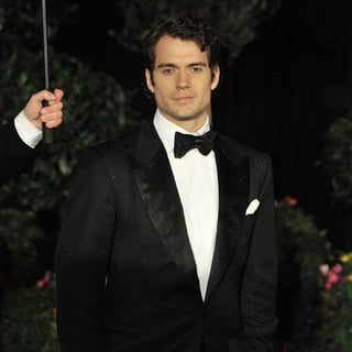 Henry Cavill in The 2013 EE British Academy Film Awards - Arrivals - henry-cavill-2013-ee-british-academy-film-awards-04