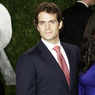 Henry Cavill in 2013 Vanity Fair Oscar Party - Arrivals