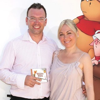 Henry Jackman in Winnie the Pooh Premiere