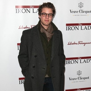 Henry Joost in The New York Premiere of The Iron Lady