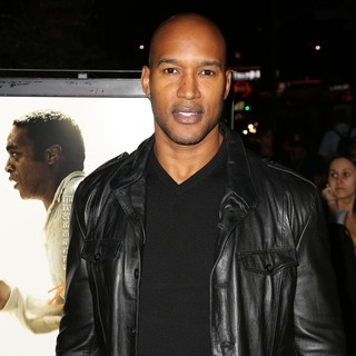 Henry Simmons in Los Angeles Premiere of 12 Years a Slave
