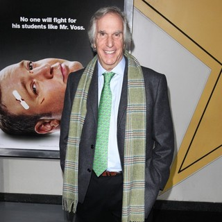 Henry Winkler in Here Comes the Boom New York Premiere