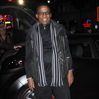 Herbie Hancock in The Premiere of Re: Generation Music Project - Arrivals