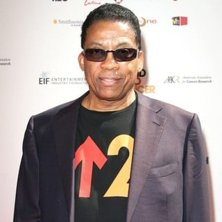 Herbie Hancock in Stand Up to Cancer - Arrivals - herbie-hancock-stand-up-to-cancer-01