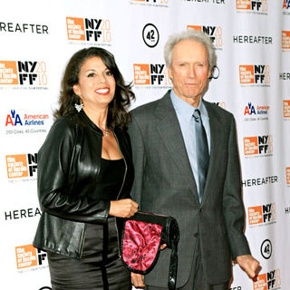 Dina Eastwood, Clint Eastwood in 48th New York Film Festival Closing Night 'Hereafter' Premiere