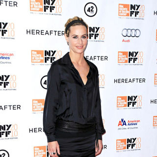 Cecile de France in 48th New York Film Festival Closing Night 'Hereafter' Premiere