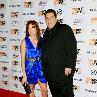 Steven R. Schirripa in 48th New York Film Festival Closing Night 'Hereafter' Premiere