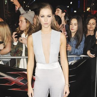 Hermione Corfield-XXX: Return of Xander Cage Premiere