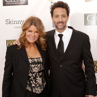 Lisa Heslov, Grant Heslov in 18th Annual Critics' Choice Movie Awards