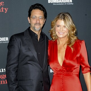 Grant Heslov, Lisa Heslov in The Weinstein Company Presents The LA Premiere of August: Osage County