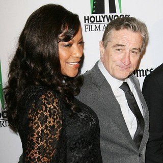 Grace Hightower, Robert De Niro in 16th Annual Hollywood Film Awards Gala