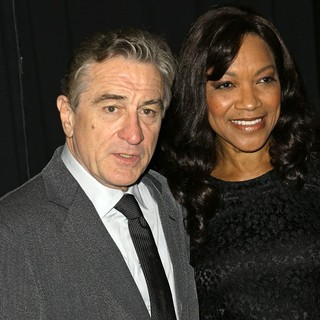 Robert De Niro, Grace Hightower in 16th Annual Hollywood Film Awards Gala