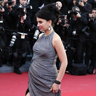 Hilaria Thomas in 66th Cannes Film Festival - Blood Ties Premiere